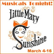 Little Mary Sunshine Off Broadway Musical tickets