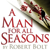 A Man for All Seasons Play Off Broadway Show Tickets