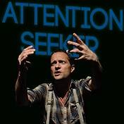 Attention Seeker Off Broadway Show Tickets