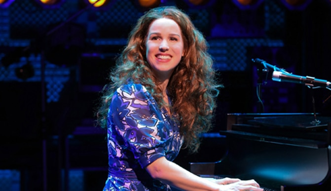 Beautiful Carole King Musical Broadway; Photo by Joan Marcus