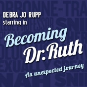 Becoming Doctor Ruth Off Broadway Play Tickets
