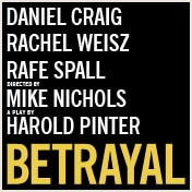 Betrayal Broadway Play Tickets