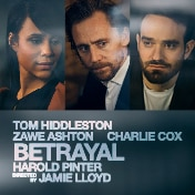 Betrayal Tom Hiddleston Broadway Show Tickets