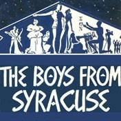 Boys from Syracuse Musicals Tonight Off Broadway Show Tickets