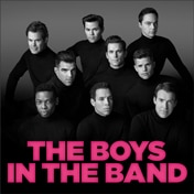Boys in the Band Jim Parsons Broadway Show Tickets Group Sales