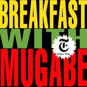 Breakfast with Mugabe Off Broadway Play Tickets