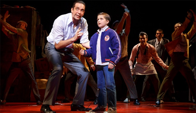 A Bronx Tale Musical Broadway Show Tickets