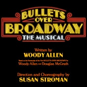 Bullets Over Broadway Musical Tickets