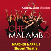 Che Malambo Boston Celebrity Series Show tickets
