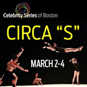 Circa S Celebrity Series Boston Tickets