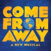 Come From Away Musical Broadway Show Tickets