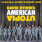 David Byrne American Utopia Broadway Show Tickets