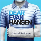 Dear Evan Hansen Musical Broadway Show Tickets