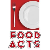 FOODACTS Off Broadway Tickets
