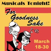 For Goodness Sake Off Broadway Musical Tickets