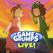 Game Grumps Live Final Party Boston Show Tickets