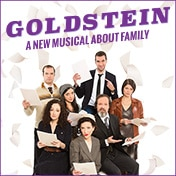 Goldstein Musical Off Broadway Show Ticket