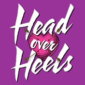 Head Over Heels Go Gos Musical Broadway Show Tickets