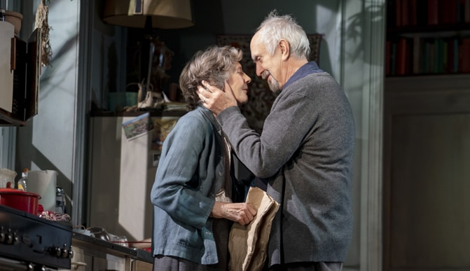Height of the Storm Eileen Atkins Jonathan Pryce Broadway Show Tickets