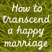 How to Transcend a Happy Marriage Off Broadway Show tickets