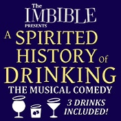 The Imbible Musical Off Broadway Show Tickets