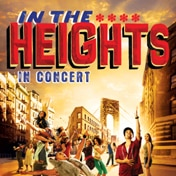 In the Heights in Concert Tickets