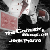 Comedy and Magic of Jean Pierre Ticket Off Broadway
