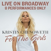 Kristin Chenoweth For the Girls Broadway Show Group Discount Tickets