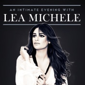 Lea Michele Boston Concert Show Tickets