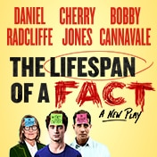 Lifespan of a Fact Daniel Radcliffe Broadway Show Tickets Group Sales