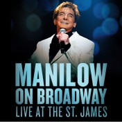 Manilow on Broadway Tickets