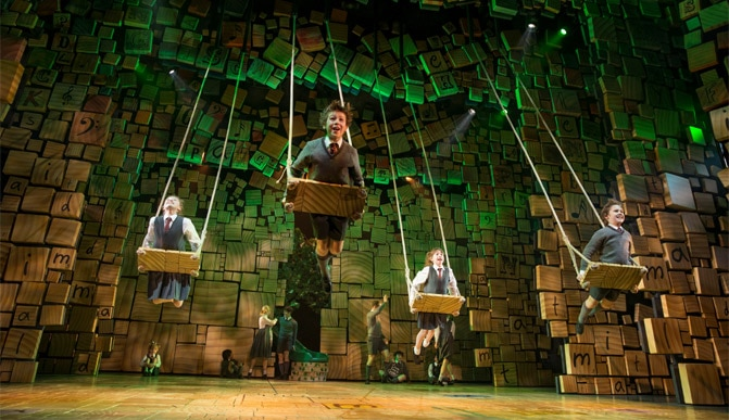 Matilda The Musical Broadway