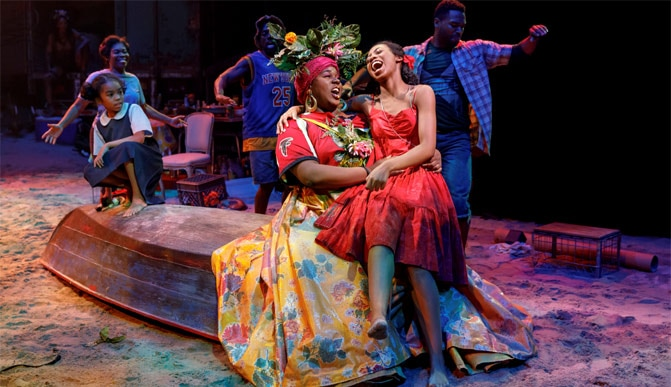 Once On This Island Broadway Show Tickets