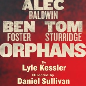 Orphans Broadway Play Tickets