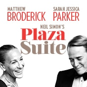Plaza Suite Broadway Show Tickets Broderick Parker