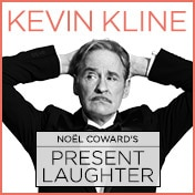 Present Laughter Play Kevin Kline Broadway Show Tickets Group Sales