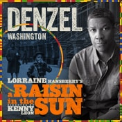 A Raisin in the Sun Broadway Play Tickets Denzel Washington