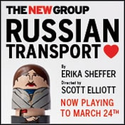 Russian Transport Tickets Off Broadway