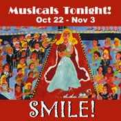 Smile Off Broadway Musical Tickets