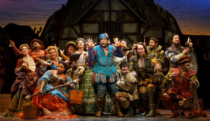 Something Rotten; Photo by Joan Marcus