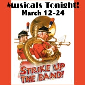 Strike Up the Band Off Broadway Musical Tickets