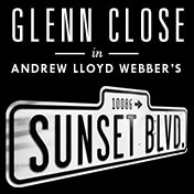 Sunset Boulevard Glenn Close Musical Broadway Show Tickets Group Sales
