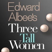 Three Tall Women Broadway Show Tickets