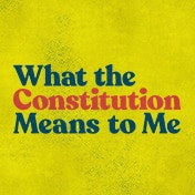 What the Constitution Means to Me Broadway Show Tickets
