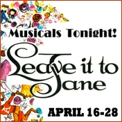 Leave it To Jane Off Broadway Tickets