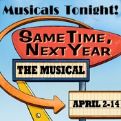 Same Time Next Year Off Broadway Tickets